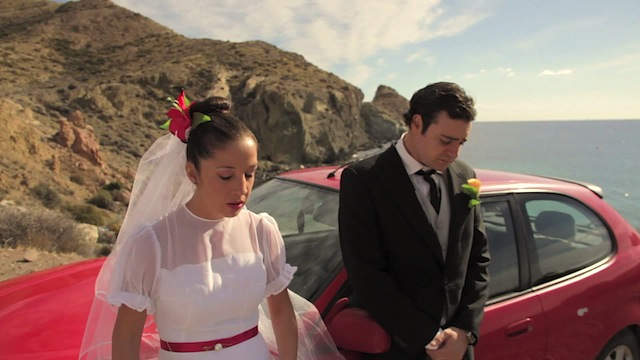 "Cortometraje ""Keep Calm and Just Married"""